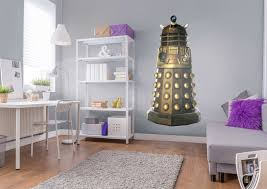 dalek wall decal shop fathead for doctor who decor