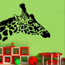 28 wall stickers giraffe giraffe wall sticker contemporary wall stickers giraffe giraffe head decal wall sticker shop