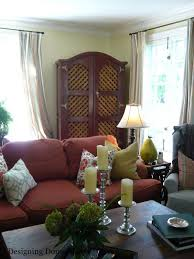 Living Room Armoire Designing Domesticity Living Room Armoire It U0027s Done