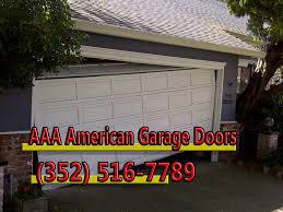 Aaa Overhead Door Garage Door Repair Tavares Fl 352 516 7789 Aaa American Garage