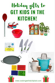 Unique Kitchen Gifts Great Gifts For Getting Kids In The Kitchen Cooking With A Full