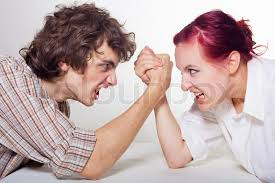 couples fighting fight stock photo colourbox