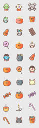 free halloween icons pack graphicsfuel
