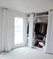 Closet Door Installers Replace Closet Doors With Curtains Ed Ex Me