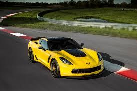 black and yellow corvette details on the 2016 corvette s rpos corvetteforum
