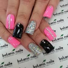 15 cute nail designs for long nails acrylic nail designs