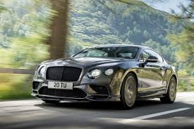 classic bentley continental extreme 700bhp bentley continental gt supersports blasts in auto