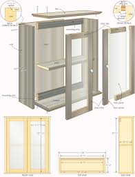 Diy Bathroom Cabinet Free Woodworking Plans Bathroom Cabinets Woodworking