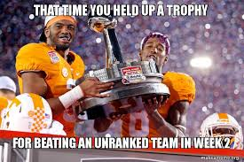 Player Memes - these 6 memes hilariously mock tennessee s bristol celebration