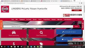 nissan altima for sale huntsville al landers mclarty nissan huntsville review fraud youtube