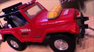 barbie jammin jeep 2001 jeep wrangler by daimler chrysler toy by hasbro tonka 42 cm