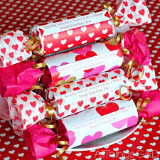 Valentines Decoration Ideas With Paper by Easy Diy Valentine Poppers Made From Toilet Paper Rolls All