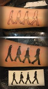 the beatles tattoo by susyring on deviantart