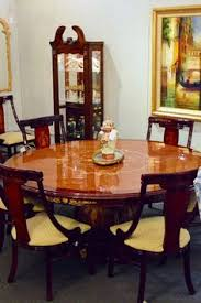 hickory white dining table hunt u0026 gather 1910 bernard st