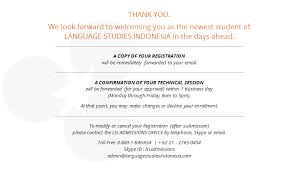 online confirmation class learning enroll for languages online