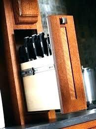 kitchen knife storage ideas kitchen knife drawer organizer best storage ideas on cabinet