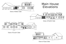 house elevations
