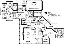 5 bedroom 6 bath contemporary house plan alp 02lm allplans com