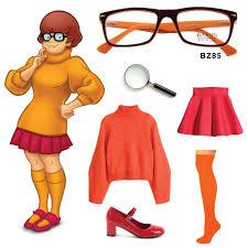 Velma Costume 6 Spec Tacular Diy Halloween Costumes Optimate Inc