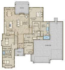 rv garage homes ventura rv bonus 1st flr pln todd campbell custom homes home