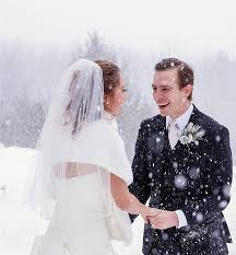 winter weddings snowvillage inn