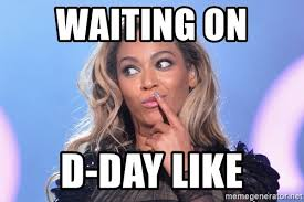 Beyonce Meme Generator - waiting on d day like petty beyonce meme generator