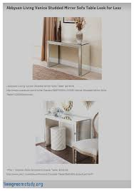 Mirror Sofa Table by Console Tables Studded Console Table Best Of Indian Pressed Metal