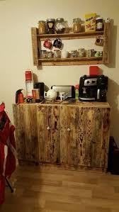 wooden pallet unique kitchen cabinet designs recycled pallet ideas