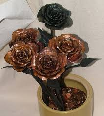 metal roses made metal roses by acme project shop custommade