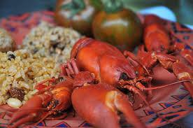 kreolische küche cajun food flusskrebse gumbo schneckentisch
