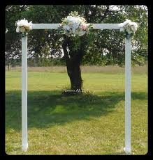 rustic wedding arches natures all llc