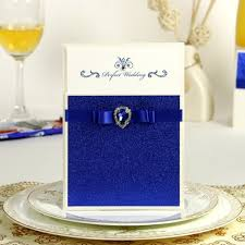 royal blue wedding invitations free shipping royal blue wedding invitations j s favors gifts shop