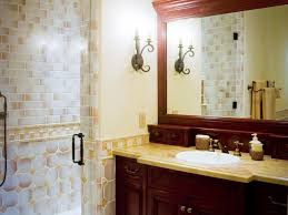 interesting bathroom countertop granite tile picture and ideas
