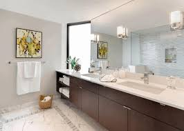 beige wall painting with white plinth combinatrion light grey
