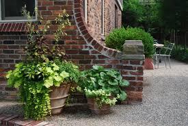 terra cotta pots dirt simple rafael home biz in clay pot garden 17