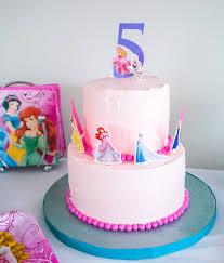 Birthday Cakes For Girls Birthday Cakes Images Wonderful Disney Princess Birthday Cakes