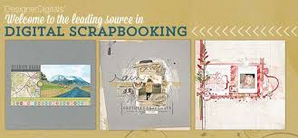 digital scrapbooking ideas supplies tips printables and much