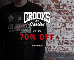 crooks and castles black friday plndr com discount clothing accessories at up to 80 off
