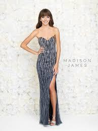 prima bella formals madison james 15 129 beaded prom dress