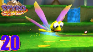 spyro year of the dragon ep 20 world of sparx youtube