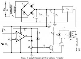 over voltage protector u2013 electronics project