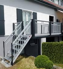 balkon mit treppe die balkonmacher aktuelle projekte balkon fotos