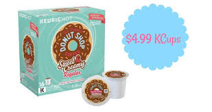 keurig k cup packs for 4 99 kcups for 28 southern savers