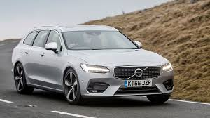 brand new volvo volvo v90 d5 powerpulse awd r design 2017 review by car magazine