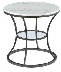 cream round end table hammary impact gray and cream round end table impact collection 4