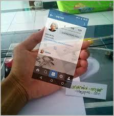 tutorial membuat instagram in my hand cara mudah membuat foto instagram in hand dengan picsart