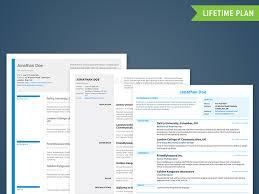 mactrast deals the resumonk lifetime plan professional résumés create professional résumés with a resumonk lifetime plan for 29