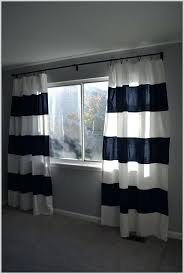 White And Navy Striped Curtains Navy Blue And White Striped Blackout Curtains Navy Striped