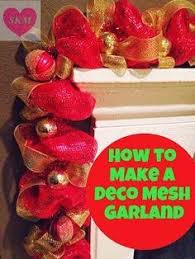 73 Best Deco Garland Images by 1000 Ideas About Deco Mesh Garland On Pinterest Mesh