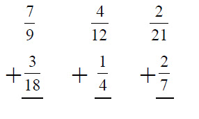 adding fractions with unlike denominators adding fractions with unlike denominators worksheet